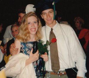 Scott and Jen hs grad